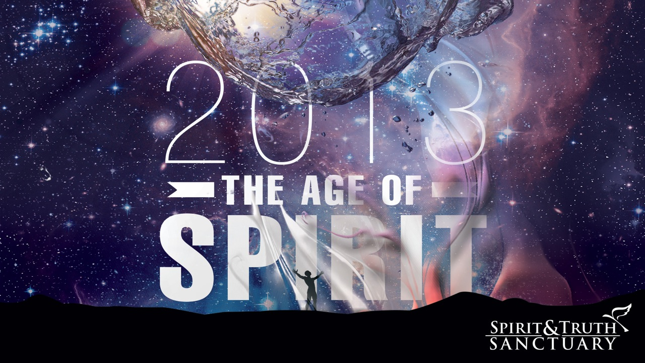 2013 The Age of Spirit