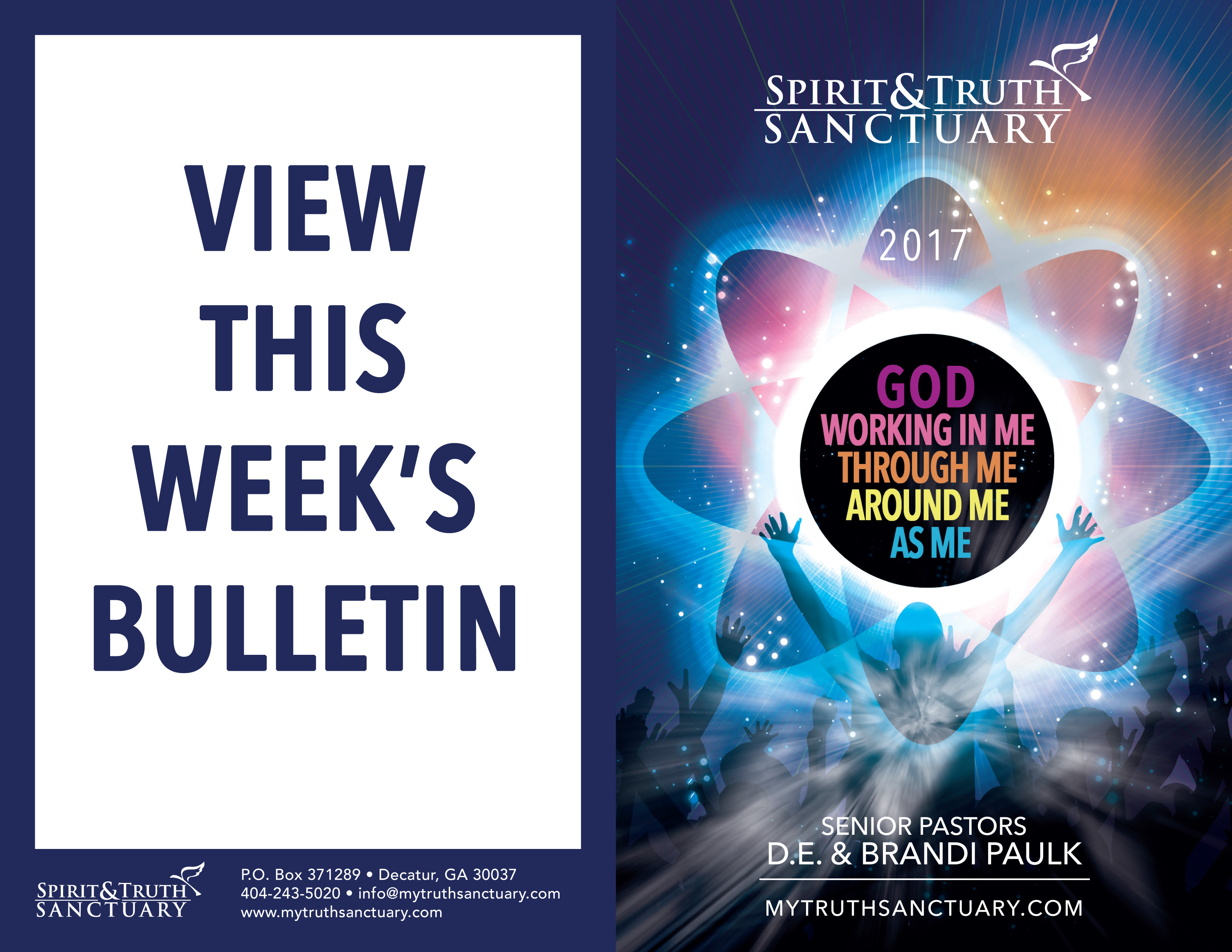 View This Week's Bulletin