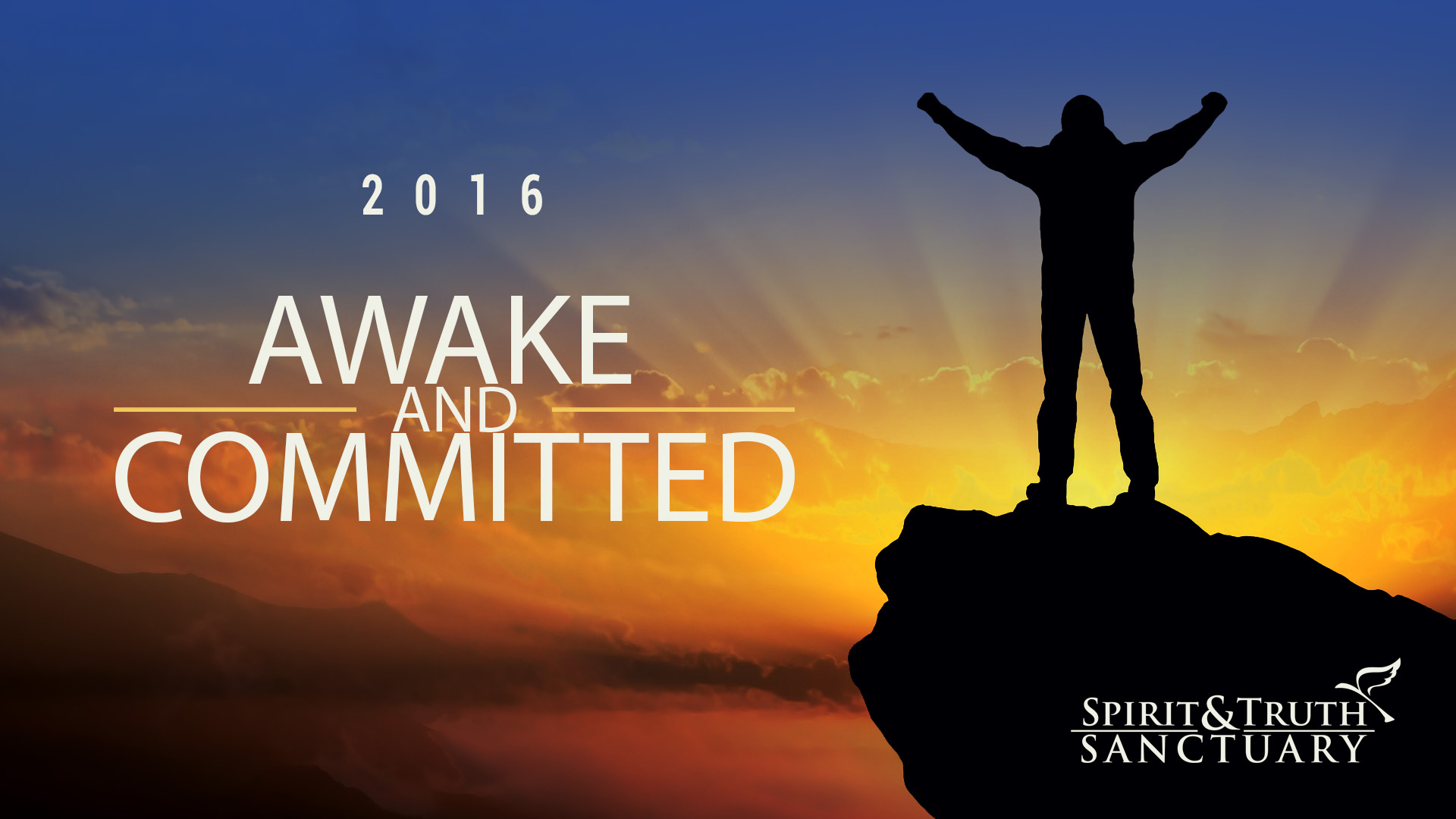 2016 - Awake and Committed