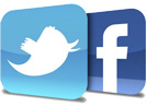 Connect with Us on Facebook & Twitter